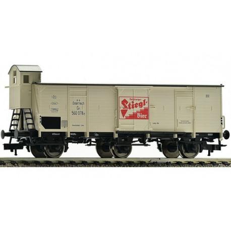Wagon frigorifique brasserie Salzburger-H0-II-OBB