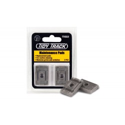 2 patins de rechange / Replacement Pads, Rail Tracker TT4550