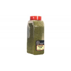 Flocage vert clair / Coarse turf light green, Shaker 945cm³