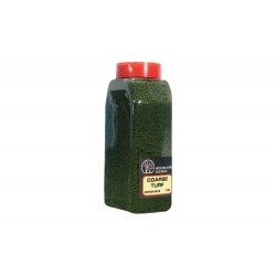 Flocage vert moyenr / Coarse turf medium green, Shaker 945cm³
