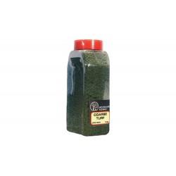 Flocage vert foncé / Coarse turf dark green, Shaker 945cm³