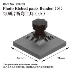 Plieuse p/ photo-découpe / Photo Etched parts Bender (S)
