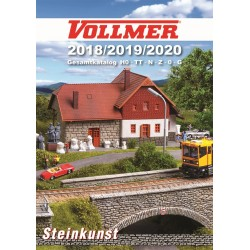 Catalogue Vollmer 2018 / 2019 / 2020