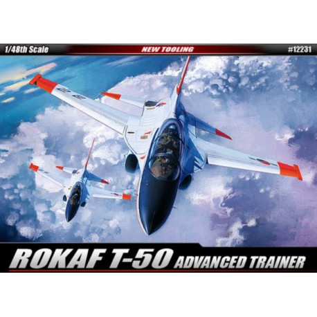 Rokaf T-50 Advanced Trainer, 1/48