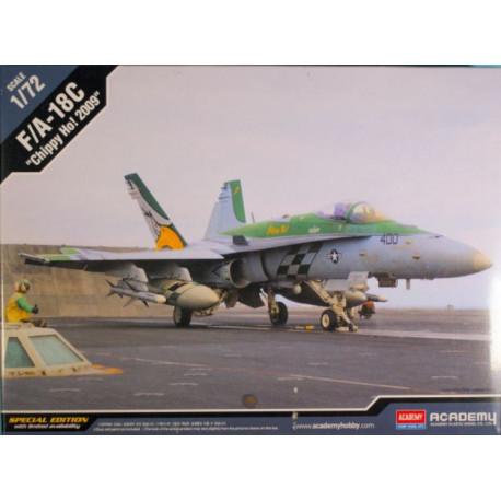 "F/A-18C Hornet ""Chippy Ho"", 1/72"