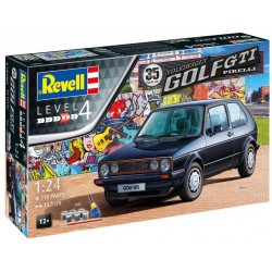 35 Years VW Golf 1 GTI Pirelli 1/24