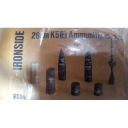 28 cm K5(E) Ammunitions set