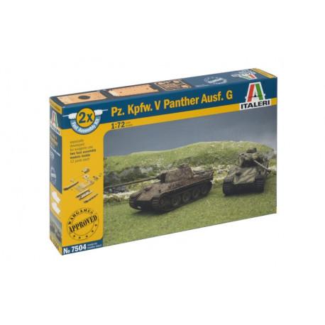 PZ. KPFW. V Panther Ausf. G 1/72