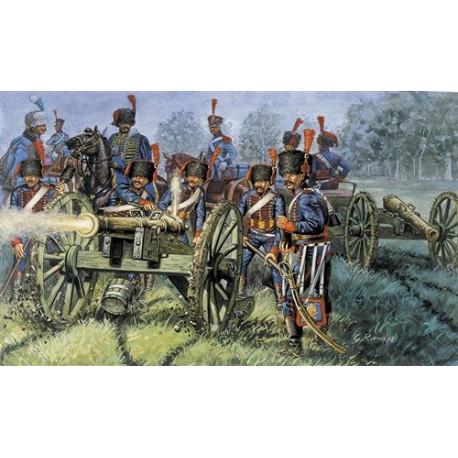 Artillerie Française / French Artillery 1/72