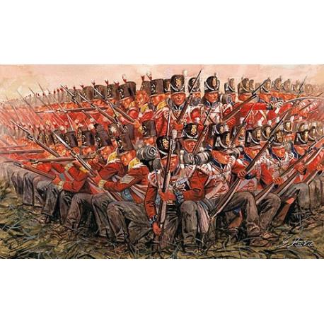 Infanterie Britannique / British Infantry, 1815 1/72