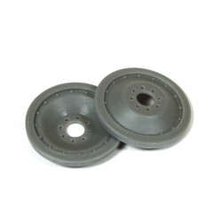 Panther Spare Wheels - Early Type