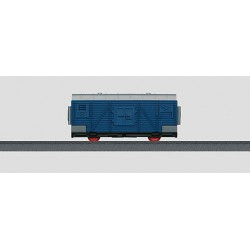 Wagon marchandises couvert H0