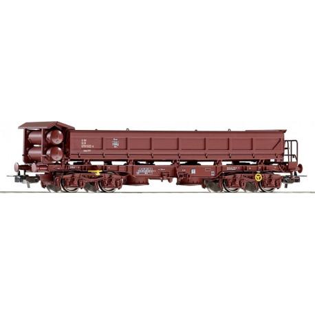 Wagon à déchargement bi latéral-H0-IV-DR