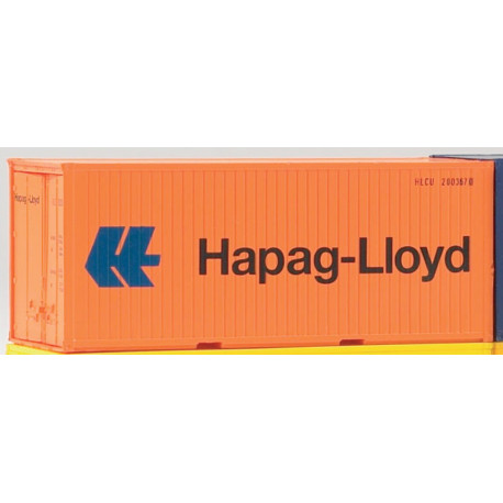 Container Hapag Lloyd-H0