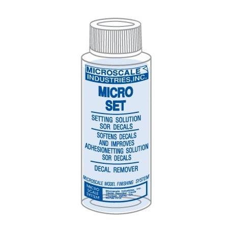 Micro set 1 fl.oz.