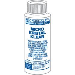 Micro Kristal Klear - 1 oz.