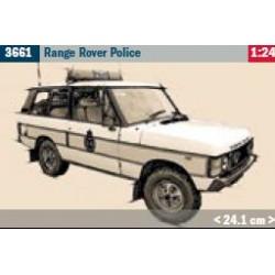 Range Rover Police 1/24