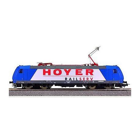 Locomotive électrique BR 185 HOYER-H0-V