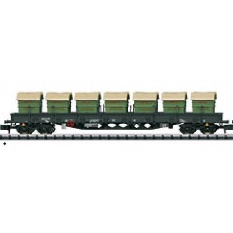 Coffret de wagons à bords bas DB VI N
