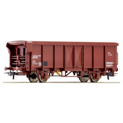 Wagon capot coulissant / Roller shutter wagon SNCB IV-V H0