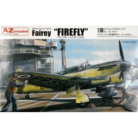 Fairey Firefly Fr.1-NF.1 W-ASH Radar-1-48