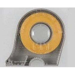 Bande Cache / Masking Tape with Dispenser, 6mm