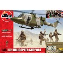 Forces britanniques Afghanistan / British Forces Helicopter Support 1/48