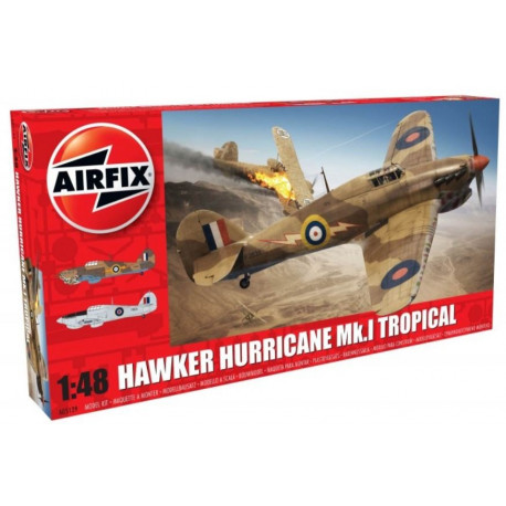 Hawker Hurricane MK.1 Tropical 1/48