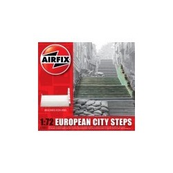 European City Steps 1/72