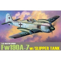 Focke-Wulf FW 190A-7 with slipper tank 1/48