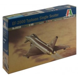 EF-2000 Typhoon Single Seater 1/48