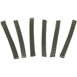 6 Tresses de rechange / Braids 6-pack