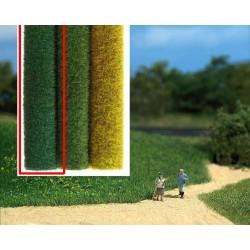 Tapis Flora fleece , vert foncé / Grass mat Flora fleece, dark green