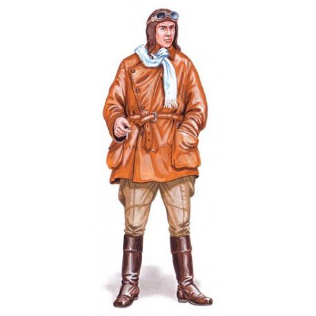 Pilote / Pilot Camel, WWI, 1/48