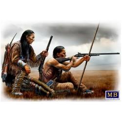 Remote Shot, Indian War Series, 1/35