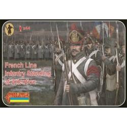 French Line Infantry Napoleonic War 1/72