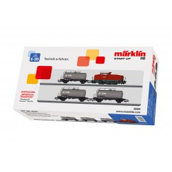 "Coffret de train ""Transport d'hydrocarbures"", H0"