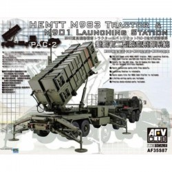 HEMTT M983 Tractor & M901 Launcher Station PAC-2, 1/35