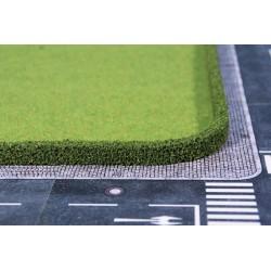 2 Haies flexibles, Vert foncé / Flexible hedges, Dark green