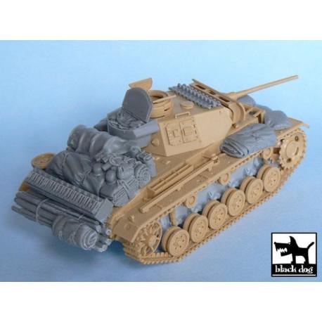 Panzerkampfwagen III Ausf. L - Sd.Kfz. 141/1, 1/48