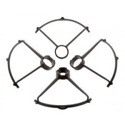 4 Protections hélices / Propeller guards