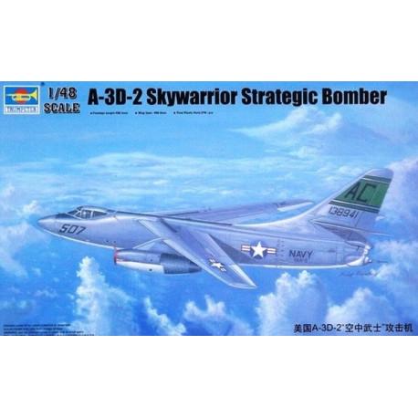 A-3D-2 Skywarrior Strategic Bomber 1/48