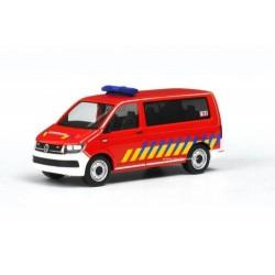 930963 VW T6 Pompiers, Belgique, H0