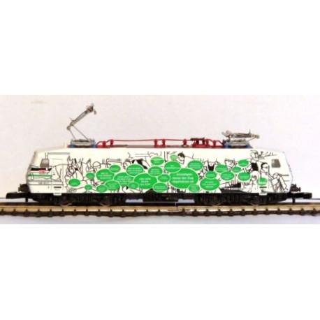 Locomotive Electrique BR 120 DB, Z