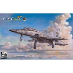 F-5F Tiger II US Air Force 1/48