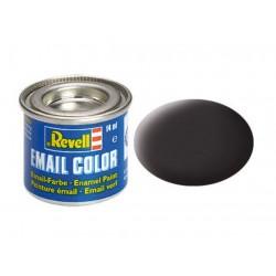 N° 06 Noir Goudron / Tar Black Mat RAL 9021