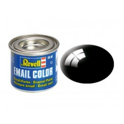 N° 07 Noir Brillant / Black Gloss RAL 9005