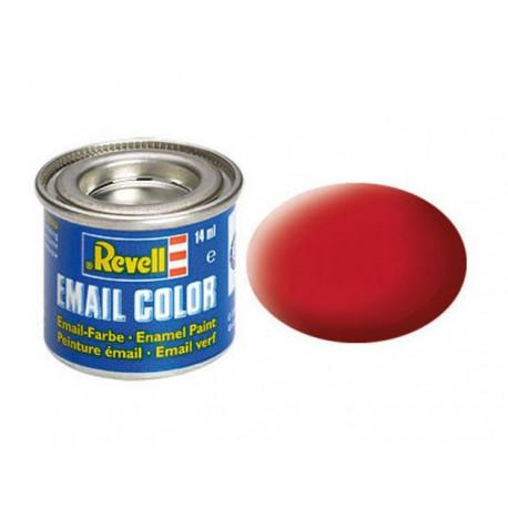 N° 36 Rouge Carmin / Carmine Red Mat RAL 3002