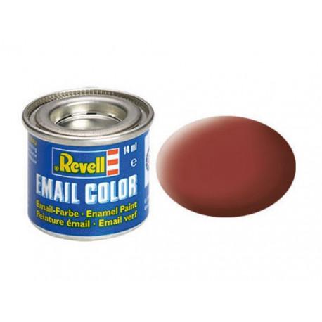 N° 37 Rouge Brique / Reddish Brown Mat RAL 3009