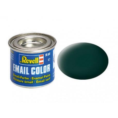 N° 40 Noir-Vert / Black Green Mat